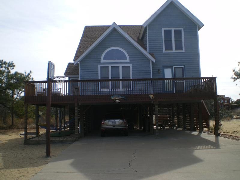 REST A SHORED PET Friendly  : EARLY CH…Well equipted and beautiful beach house, alquiler de vacaciones en Nags Head
