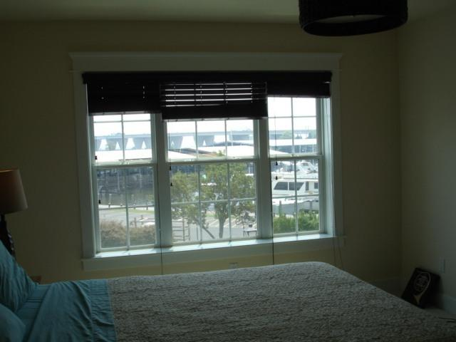 third guest bedroom with Marina view