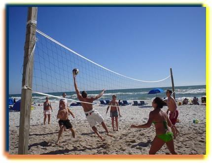 Volleyball anyone?