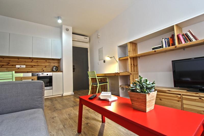 Kitonas Junior Apartments 302, alquiler vacacional en Ypsonas