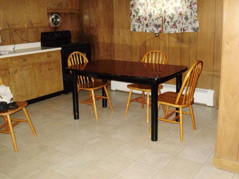 Down-Kitchen table area