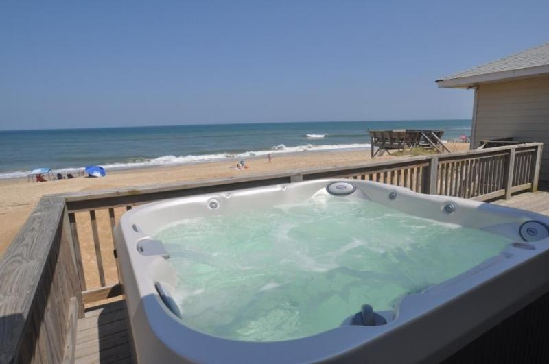 Hot Tub Ocean View