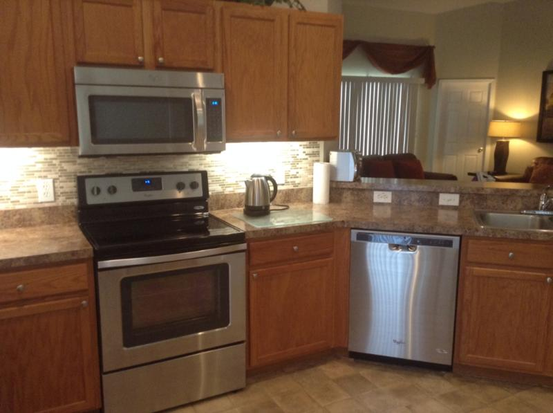NEW Stainless Steel Appliances Upgrade
