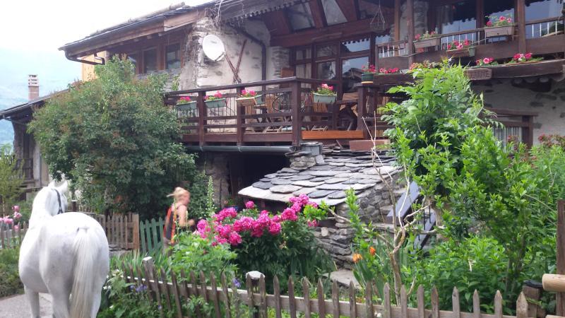 Chalet  Bois de Lune LES ARCS navette gratuite, holiday rental in Les Arcs