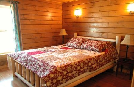 Otisco Queen Room #1