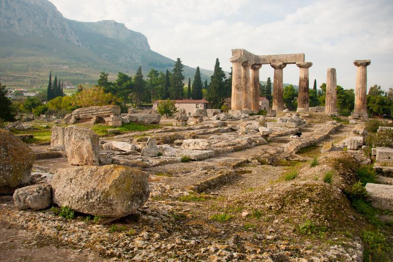 Ancient Corinths