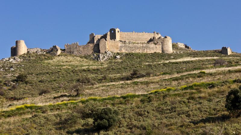Castle in Argos