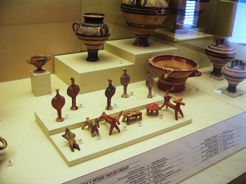 Museum in Mycenea