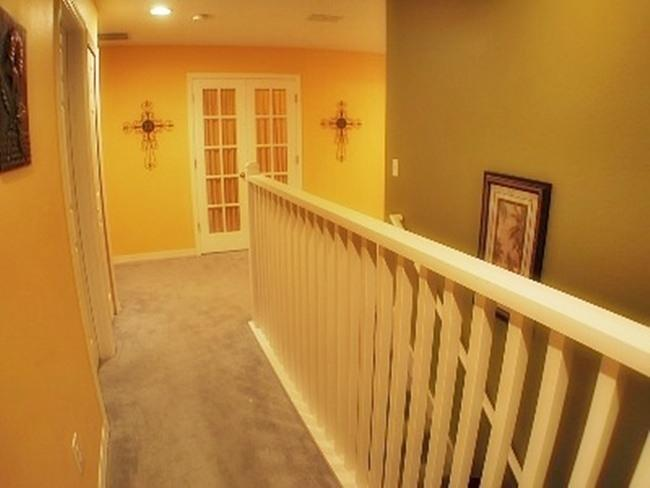 8'th Room and Hall Way