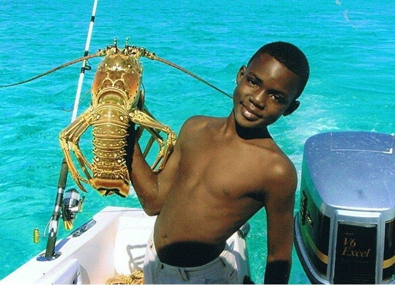 North Shore Lobsters in season will bring a smile to your face as well..