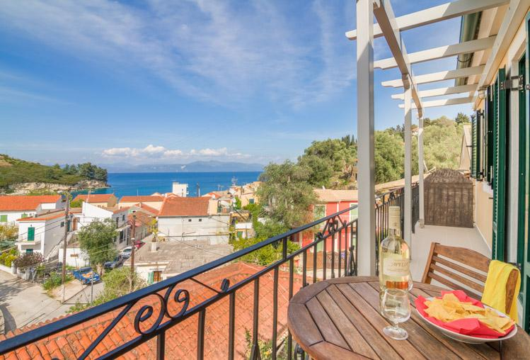 Christina, Loggos, Paxos (Sleeps 2-4), vacation rental in Loggos