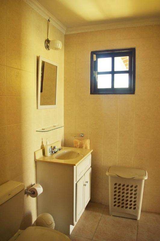 ensuite bathroom of apartment