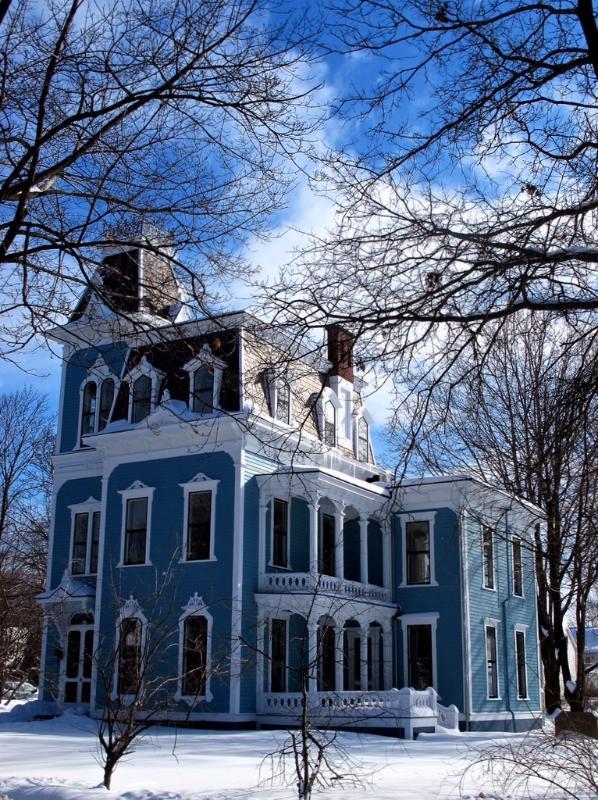 Independentemente de quando você visita, você vai se apaixonar por esta casa!