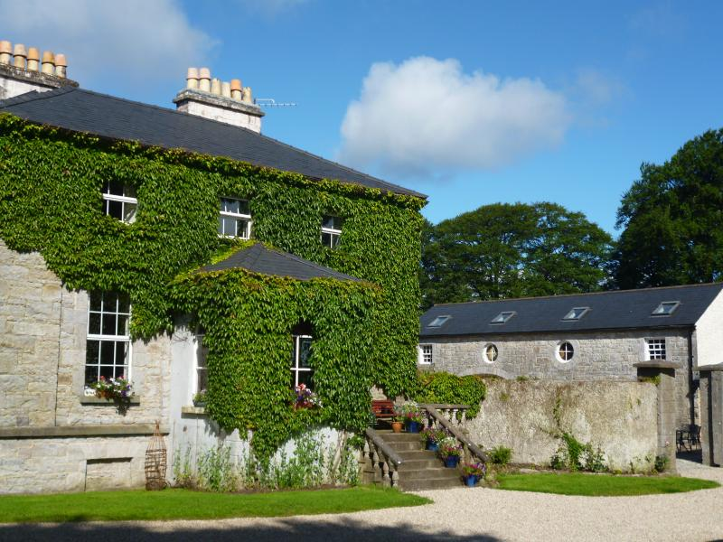 The Old Rectory Country House and self catering apartments in Fenagh, Ballinamore, Leitrim, Ireland