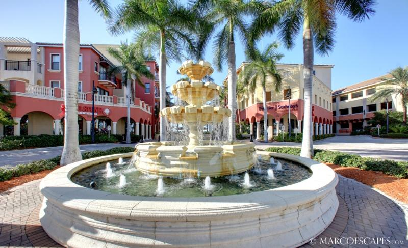 Welcome to The Esplanade of Marco Island