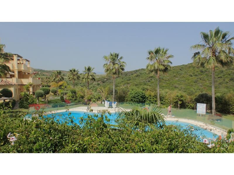 Majestic Hills, beach/pool, golf, tropical garden – semesterbostad i Casares