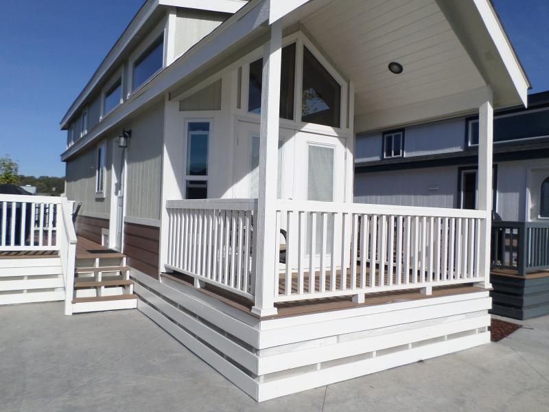 One Bedroom Cottage At Vines Rv Resort Paso Robles