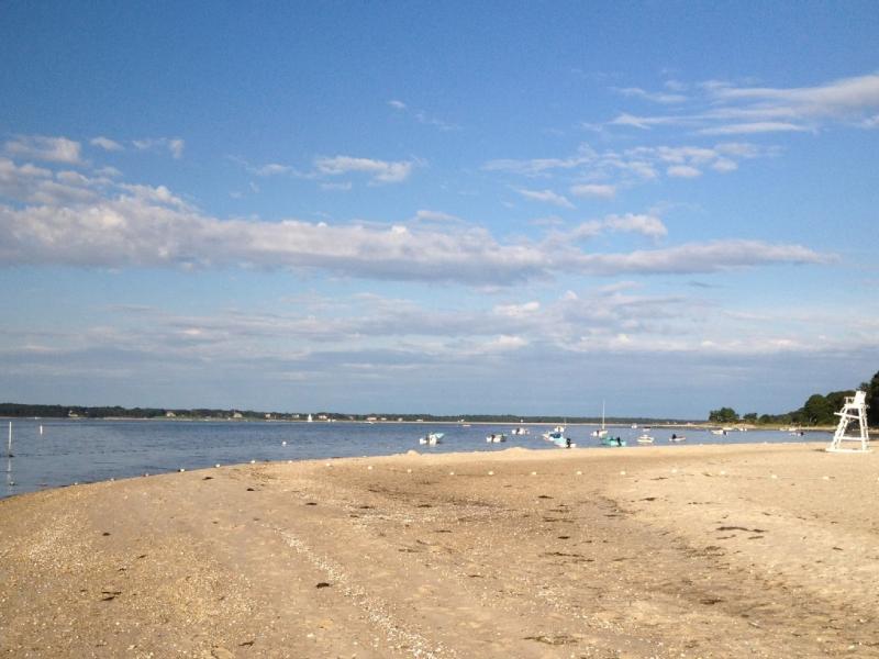 Goose creek beach nearby