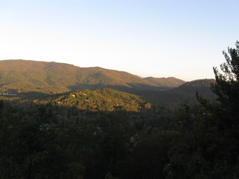 Black Rock Mountain and Black Rock mountain State Park