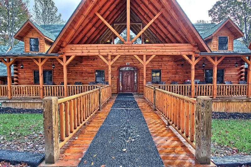 Majestic Oaks Lodge, alquiler vacacional en Logan