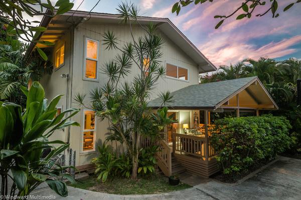 Escape to Paradise - the name says it all. 2500 sf, 400 sf lanai, large yard