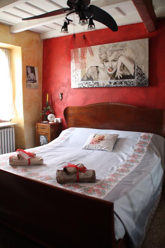 camera matrimoniale marilyn