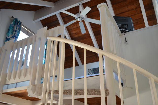 ALOHA Loft Vaulted Ceilings