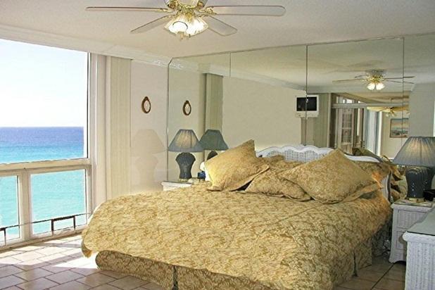 10 th Floor Master Bedroom