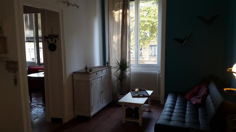 T2+alcove de 53m², location de vacances à Lyon