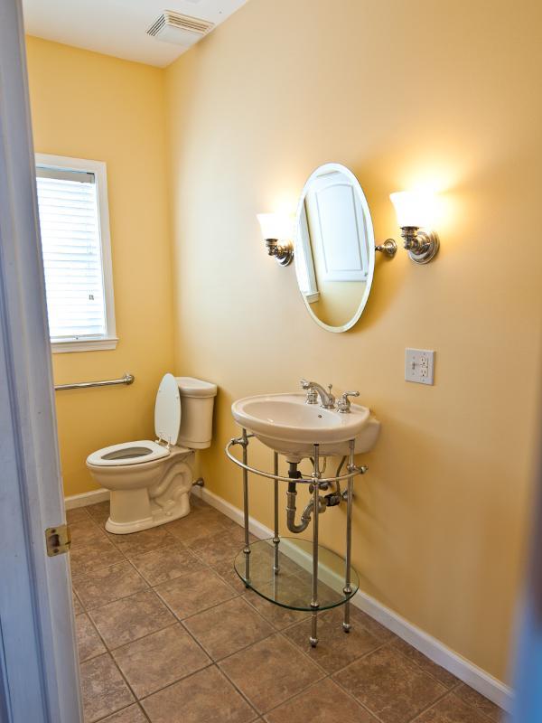 2nd Floor 2nd Half Bath Room.