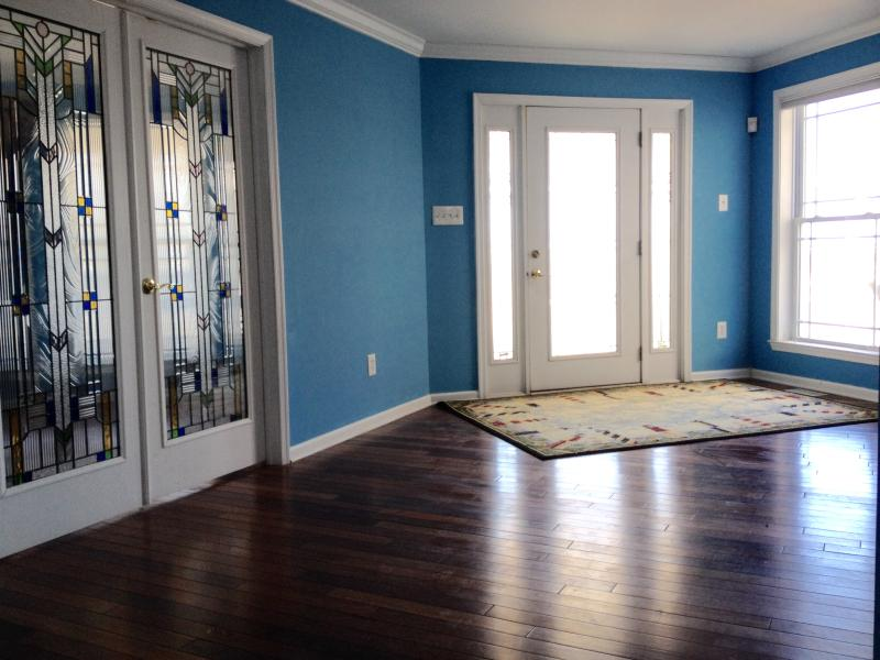 Large Entryway.