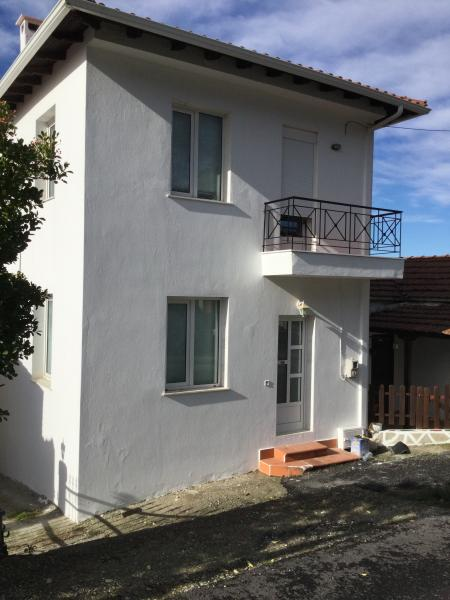 HOLLIDAY HOUSE, Ferienwohnung in Loutra