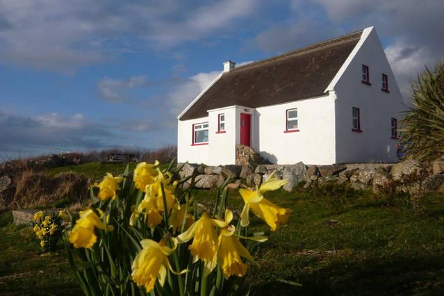 Seal Cottage Glashbeggan, Ferienwohnung in Dungloe