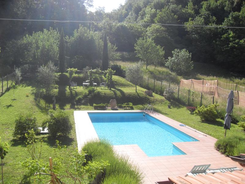 Idyllic Villa in Tuscany, holiday rental in Fivizzano