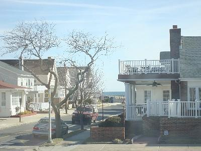 Exit front door and cross the street to beach and boardwalk!  Perfect location!