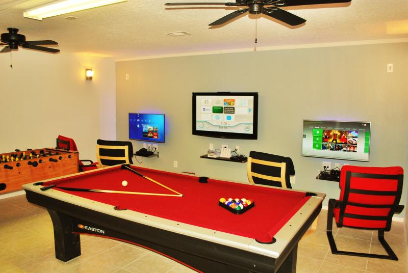 Ultimate Games Room