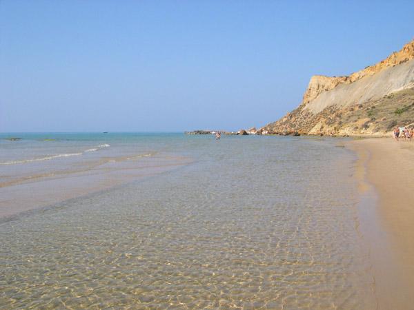 Beach 50 m