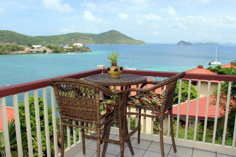 Welcome Back to St Thomas Specials / Great Views & Amenities!!, holiday rental in East End