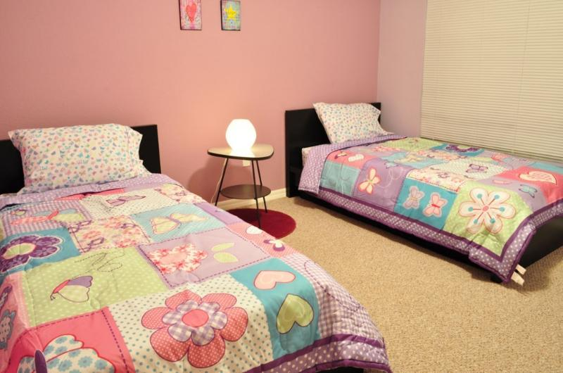 Girls Twins Bedroom