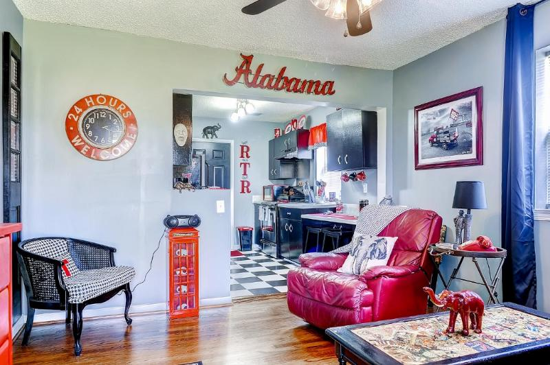 This wonderful Tuscaloosa vacation rental condo is the ideal home base for exploring the University of Alabama!