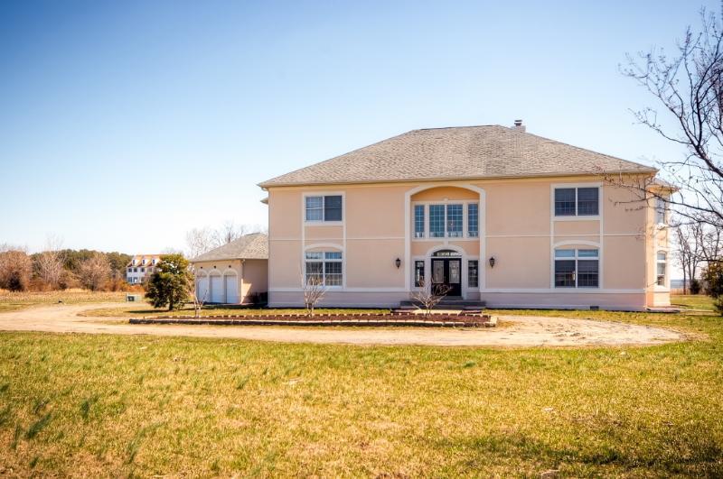 Boasting 6,000 square feet, this home comfortably sleeps 8.