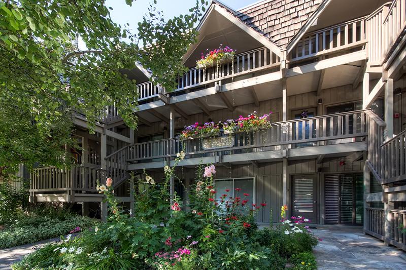 Un increíble condominio y una ubicación inmejorable completan su escapada a Aspen.