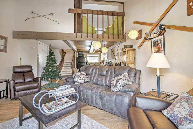 This townhome has everything you need for the ultimate Rocky Mountain vacation.