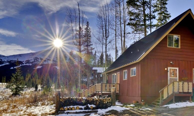 You'll never forget your stay at this exceptional 3-bedroom, 2-bathroom Breckenridge vacation rental house!