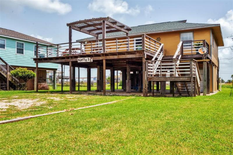 An unforgettable getaway awaits you at this peaceful Surfside Beach vacation rental home!