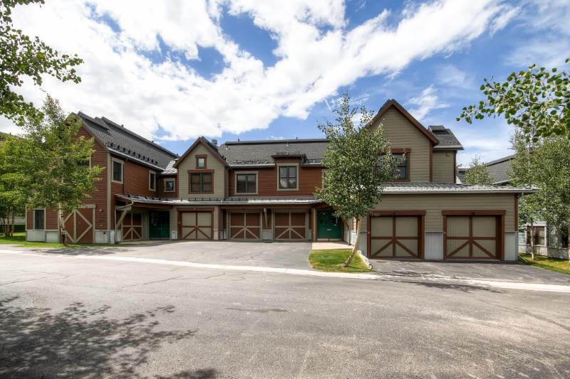Venha escapar a este maravilhoso 3 quartos, 3 casa de banho aluguer de férias Breckenridge condomínio!