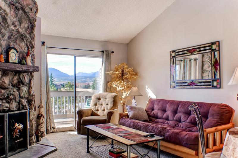 You'll love unwinding at this wonderful Fraser vacation rental condo!
