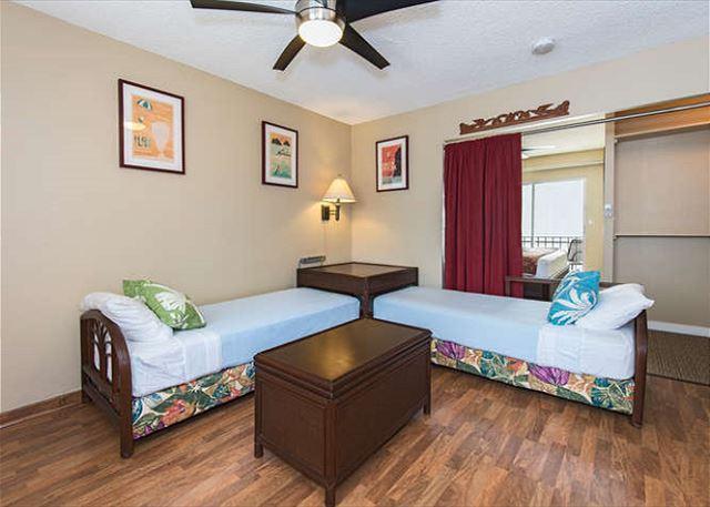 Las camas Bahama Listo para dormir 2 personas adicionales