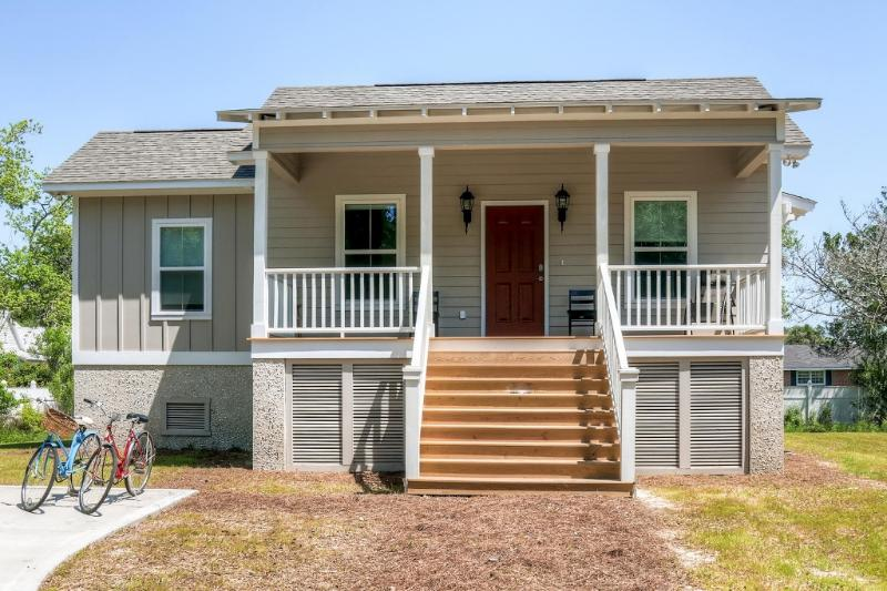 Come escape to this tranquil St. Marys vacation rental home!