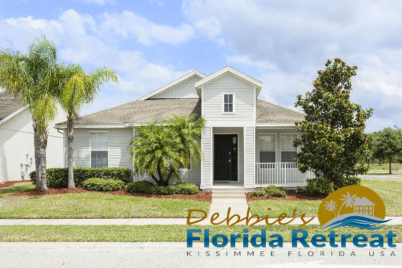 Debbie's Florida Retreat a Luxury Vacation Home, location de vacances à Kissimmee